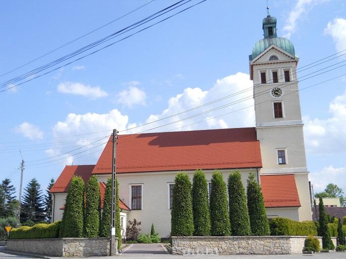 Kościół pw. Św. Bartłomieja w Jełowej
