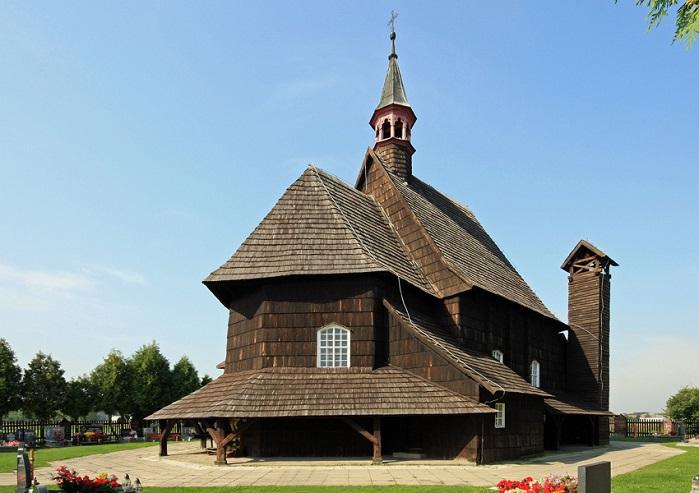 Kościół pw. Św. Barbary w Kolanowicach