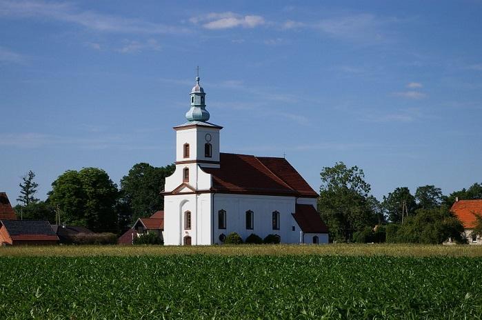 Kościół pw. Św. Mateusza w Kobylnie