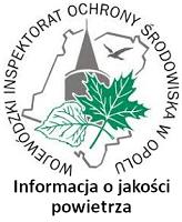 System monitoringu jakości powietrza - woj. opolskie