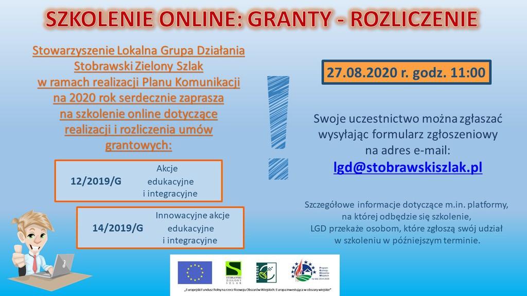 LGD plakat szkolenie 27.08.jpeg