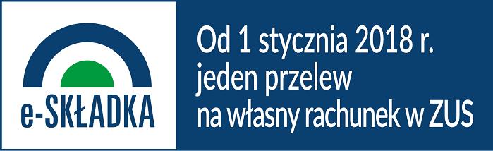 Logo ZUS e-składka