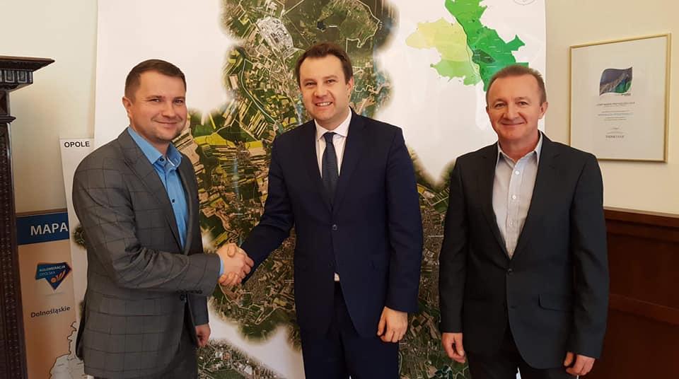 4. Spotkanie z Prezydentem Miasta Opola Arkadiuszem Wiśniewski.jpeg