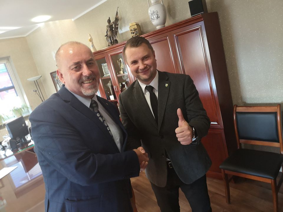 13. Spotkanie ze Starostą Powiatu Opolskiego Henrykiem Lakwą.jpeg