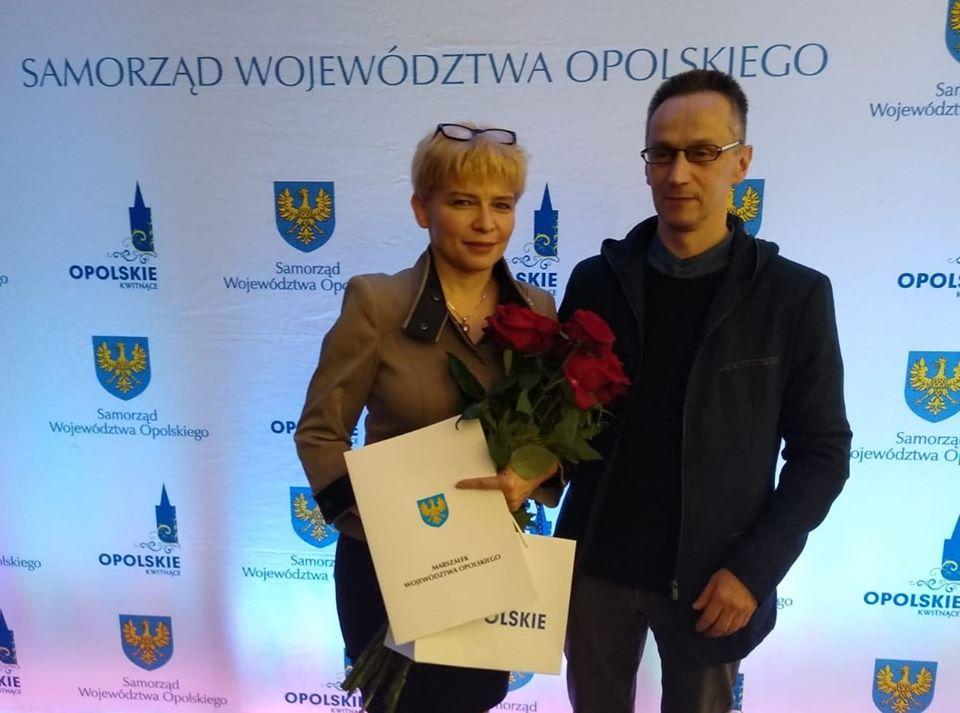 55. Nagroda Marszałka dla Animatorów Kultury - Sabina Karwat.jpeg