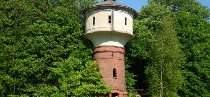Wieża ciśnień w Jełowej