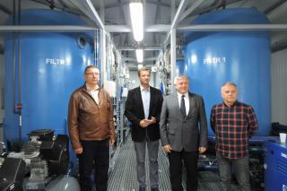 Galeria stacja uzdatniania wody Kobylno