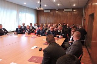 Galeria Pierwsza sesja rady gminy w kadencji 2018-2023