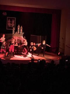 """Galeria Teatrzyk Szkolny """"Gałganek"""" zajął 1. miejsce podczas 48. Strzeleckich Spotkań Amatorskich Teatrów Lalek"""