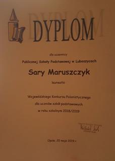 Galeria Sara Maruszczyk