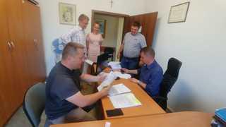 Galeria umowa ul. Chabrów