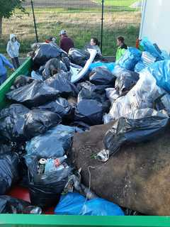 Galeria Sprzątanie świata Masów