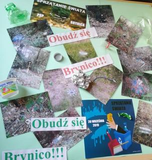 Galeria Sprzątanie PSP w Brynicy