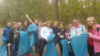Galeria Sprzątanie PSP w Jełowej
