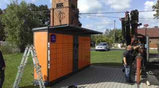 Galeria Paczkomat w Łubnianach