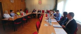Galeria Spotkanie dyrektorów