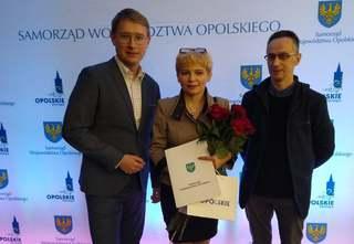 Galeria Nagrody Marszałka ludzie kultury