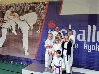 Galeria Zawody karate