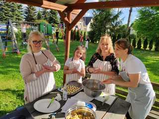 Galeria warsztaty kulinarne KGW